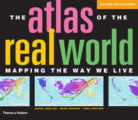 The Atlas of the Real World: Mapping the Way We Live Cover
