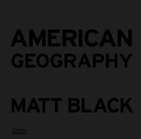American Geography Cover