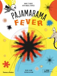 Pajamarama: Fever: Make It Move with Magic Stripes! Cover