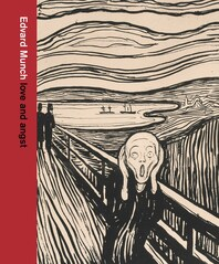 Edvard Munch: love and angst Cover