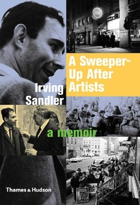 A Sweeper-Up After Artists: A Memoir Cover