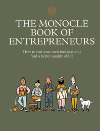 The Monocle Book of Entrepreneurs Cover