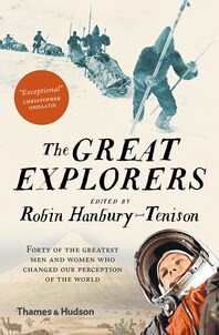 The Great Explorers Cover