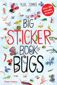 The Big Sticker Book of Bugs Cover