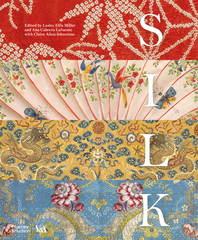 Silk: Fiber, Fabric, and Fashion Cover