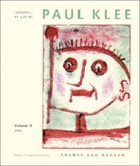 Paul Klee Catalogue Raisonne, 1939 Cover
