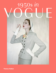 1950s in Vogue: The Jessica Daves Years, 1952-1962 Cover