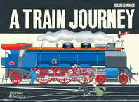 A Train Journey Cover