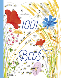 1001 Bees Cover