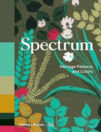 Spectrum: Heritage Patterns and Colors Cover