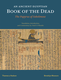 An Ancient Egyptian Book of the Dead: The Papyrus of Sobekmose Cover