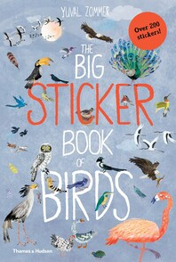 The Big Sticker Book of Birds Cover