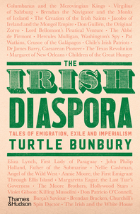 The Irish Diaspora: Tales of Emigration, Exile and Imperialism Cover