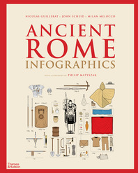 Ancient Rome: Infographics Cover