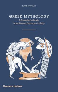 Greek Mythology: A Traveler's Guide Cover