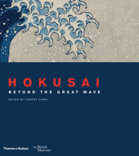 Hokusai: beyond the Great Wave Cover