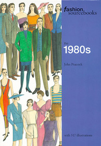 Fashion Sourcebooks: The 1980s Cover