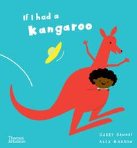 If I Had a Kangaroo Cover