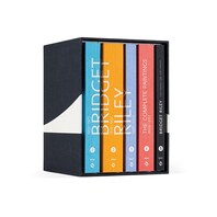Bridget Riley: The Complete Paintings Cover