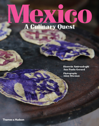 Mexico: A Culinary Quest Cover