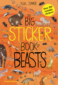 The Big Sticker Book of Beasts Cover