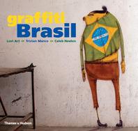 Graffiti Brasil Cover