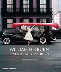 William Helburn: Seventh and Madison: Mid-Century Fashion and Advertising Photography Cover