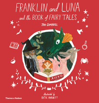 Franklin and Luna and the Book of Fairy Tales Cover