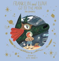 Franklin and Luna Go to the Moon Cover