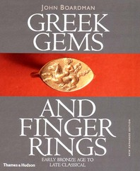 Greek Gems and Finger Rings: Early Bronze to Late Classical Cover