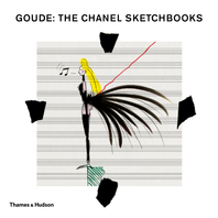 Goude: The Chanel Sketchbooks Cover