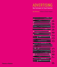 Advertising: New Techniques for Visual Seduction Cover