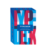 Type Deck: Index Cards Cover