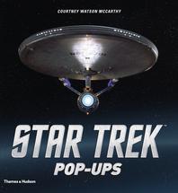 Star Trek Pop-Ups Cover