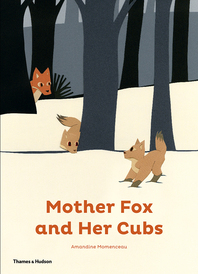 Mother Fox and Her Cubs Cover