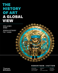 The History of Art: A Global View: Prehistory to 1500 Cover