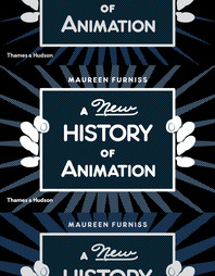 A New History of Animation Cover